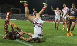 NRL Injuries and Chiropractic